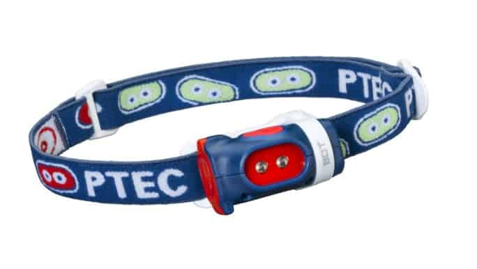 Summer camp shopping list: A Princeton Tec headlamp | Made in USA