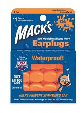 Made in USA Swim accessories: Mack's earplugs #usalovelisted