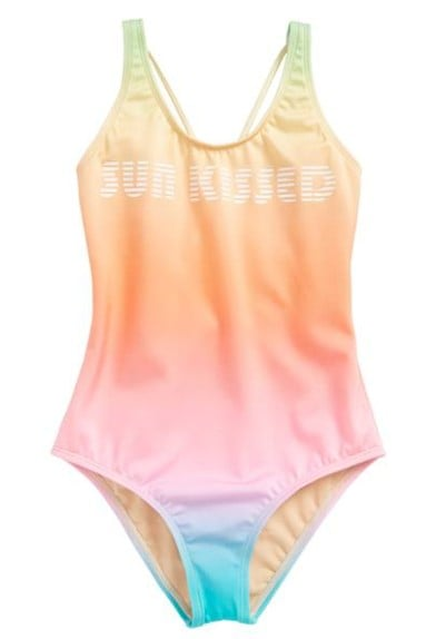 Made in USA kids swimwear available at Nordstrom #usalovelsited