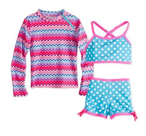 Made in USA Kid's Swimwear at CWDKids #usalovelisted