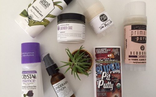 Seven Great American Made, Natural Deodorant Options via USALoveList.com
