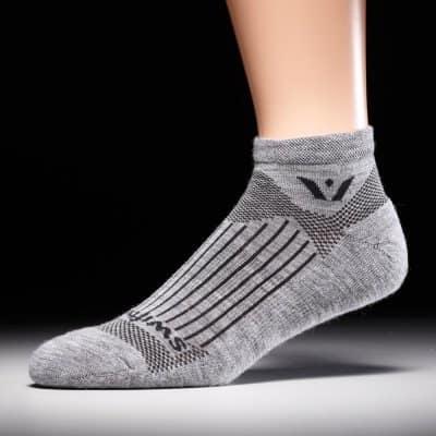 Swiftwick Short Compression Socks American Made via USALoveList.com