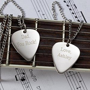 Personalized gift for the Dad who loves music #madeinUSA
