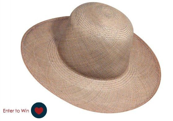 Sun hat giveaway | summer style