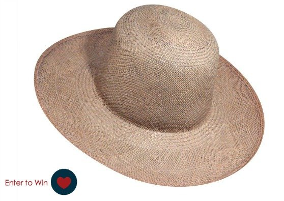 Giveaway:  Stay Stylish This Summer With An American Made Sun Hat From hats.com