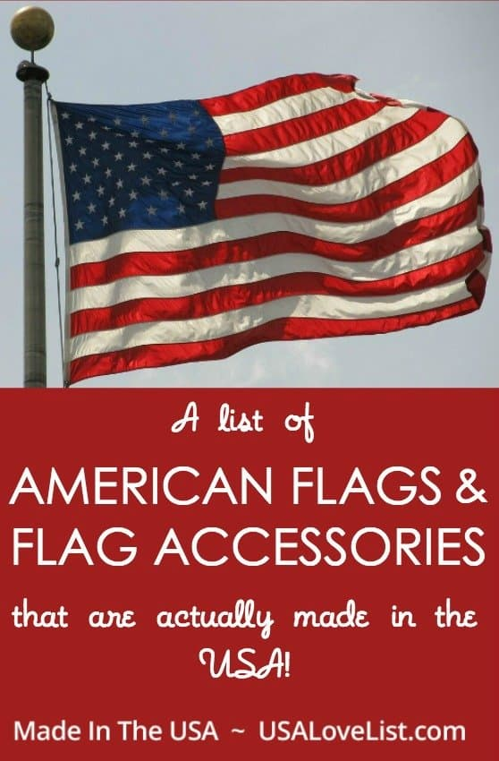 American flag & flag accessories | American flag tips | How to display the American flag