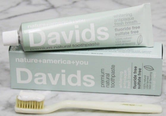 American made natural toothpaste: top picks