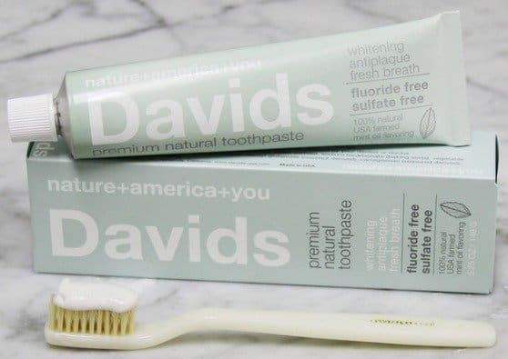 American Made Natural Toothpaste Brands Five Top Picks