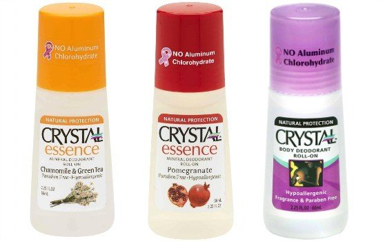 hypoallergenic and natural deodorant - American made deodorant