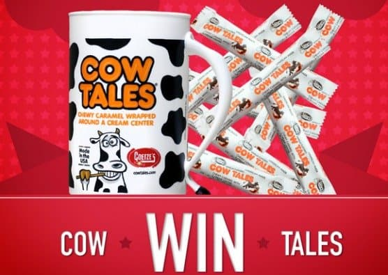 Giveaway: Have a Sweet Fourth of July with Mini Cow Tales American Made Candy