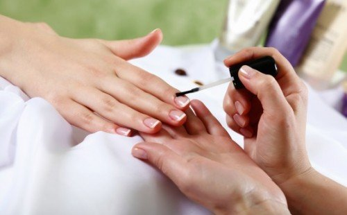 DIY Manicure - from prep to nail polish, all American made nail care.