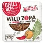 Gluten-, Soy-, Dairy, Grain-Free, Whole30 Approved Paleo Friendly Jerky From Wild Zora | Made in Colorado