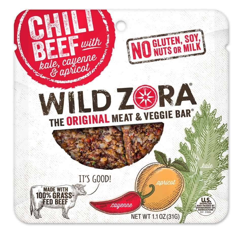 Gluten-, Soy-, Dairy, Grain-Free, Whole30 Approved Paleo Friendly Jerky From Wild Zora   Made in Colorado