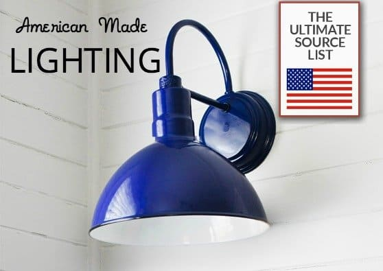 LIGHTING MADE IN USA