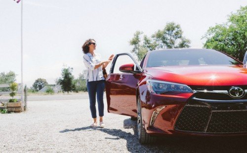 #LetsGoPlaces In Toyota Camry - Experience Firefly Music Festival in Dover, Delaware via USALoveList.com