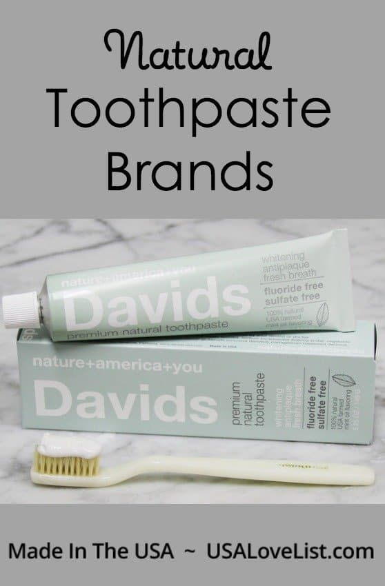 American made natural toothpaste brands: Top Picks
