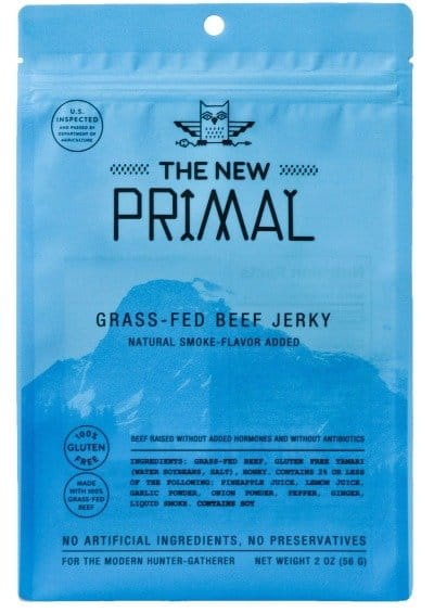Best Jerky: Paleo Jerky Options via USALoveList.com Including New Primal Jerky #paleo #usalovelisted
