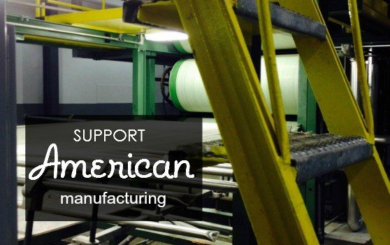 American manufacturing creates jobs.