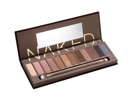 Graduation Gifts for Her: Urban Decay 'Naked' palette #usalovelisted