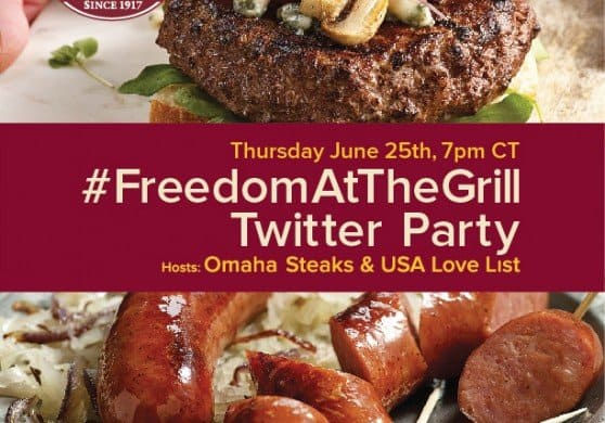#FreedomAtTheGrill Twitter Party#FreedomAtTheGrill Twitter Party