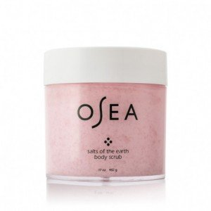 Summer skin care tips | Salts of the earth body scrub by OSEA