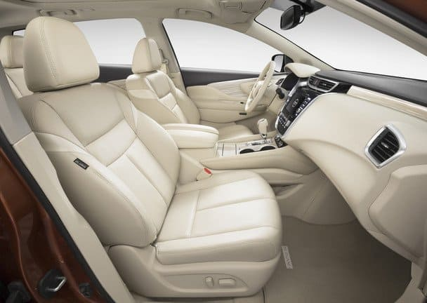 2015 Nissan Murano Reviewed on USALoveList.com - See What We Love Most