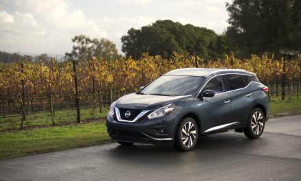 REVIEW: 2015 Nissan Murano, Assembled in the USA