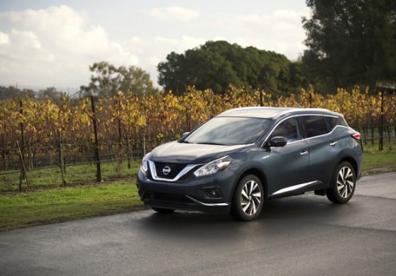 2015 Nissan Murano Reviewed on USALoveList.com - See Why We Love It