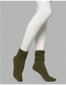 American Made Boot Socks From No Nonsense via USALoveList.com