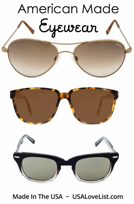 Preppy Style |American Made Sunglasses|