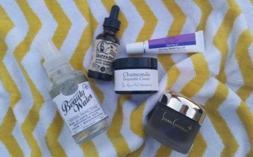 Get glowing skin at home | DIY facial routine.