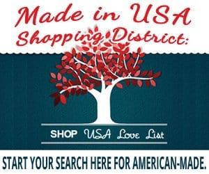 made in USA shopping on USALoveList.com