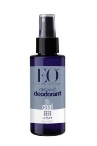 Best Natural Deodorant: Aluminum- Free and Propylene-Glycol-Free Vegan Spray Deodorant from EO #vegan #organic #naturalskincare #usalovelisted