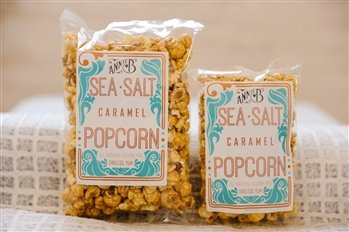 American Made Gluten-Free Snacks and Meals from USALoveListlcom including Annie Bs Popcorn and Caramels