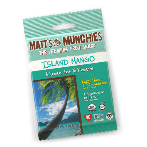 American Made Gluten-Free Snacks and Meals from USALoveListlcom including Matts Munchies Vegan Fruit Snack