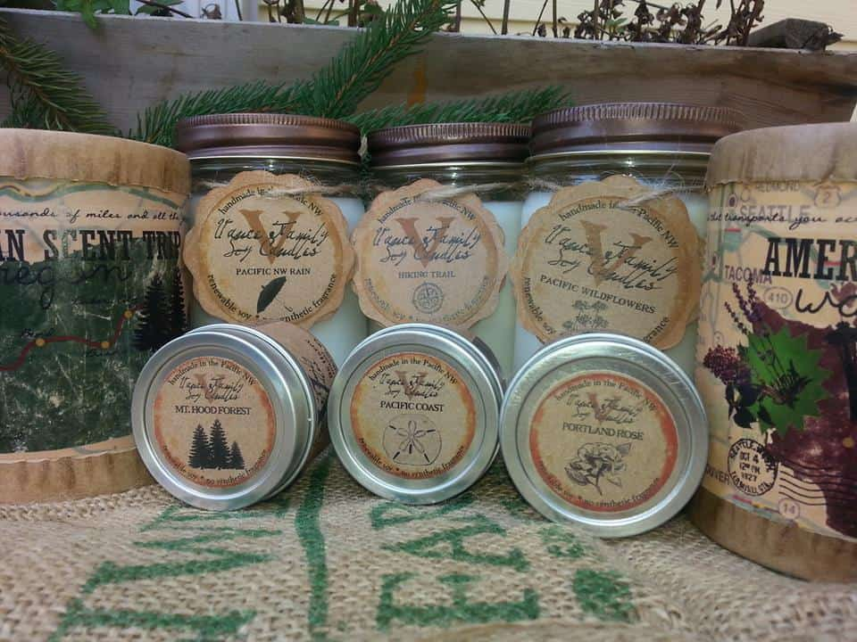 Giveaway: Win Over $250 Worth of American Made Soy Candles from Vance Family Soy Candles