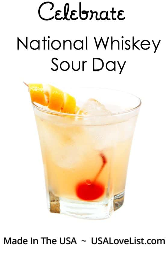 Celebrate National Whiskey Sour Day with Jack Daniels Tennessee Whiskey | Includes a fabulous Cherry Whiskey Sour recipe!