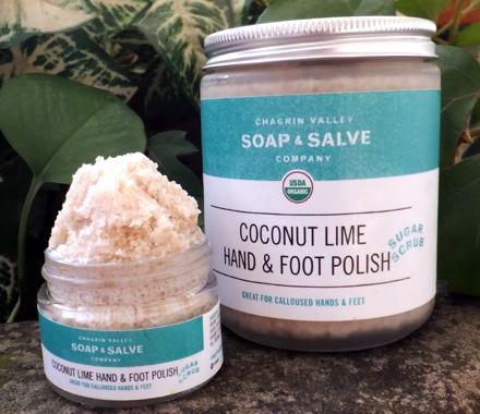 Coconut Lime Hand & Foot Polish