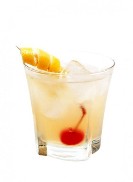 Let's Celebrate National Whiskey Sour Day With Jack Daniels {Cocktail Recipe}