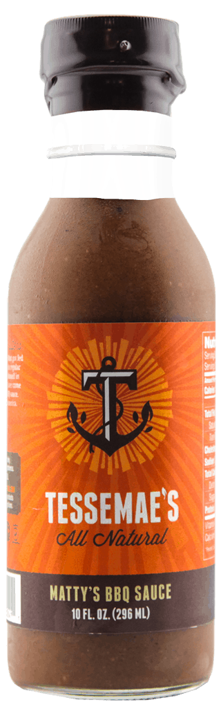 Gluten Free Sugar Free Whole 30 Approved Dressing and BBQ Sauce from Tessemaes via USALoveList.com