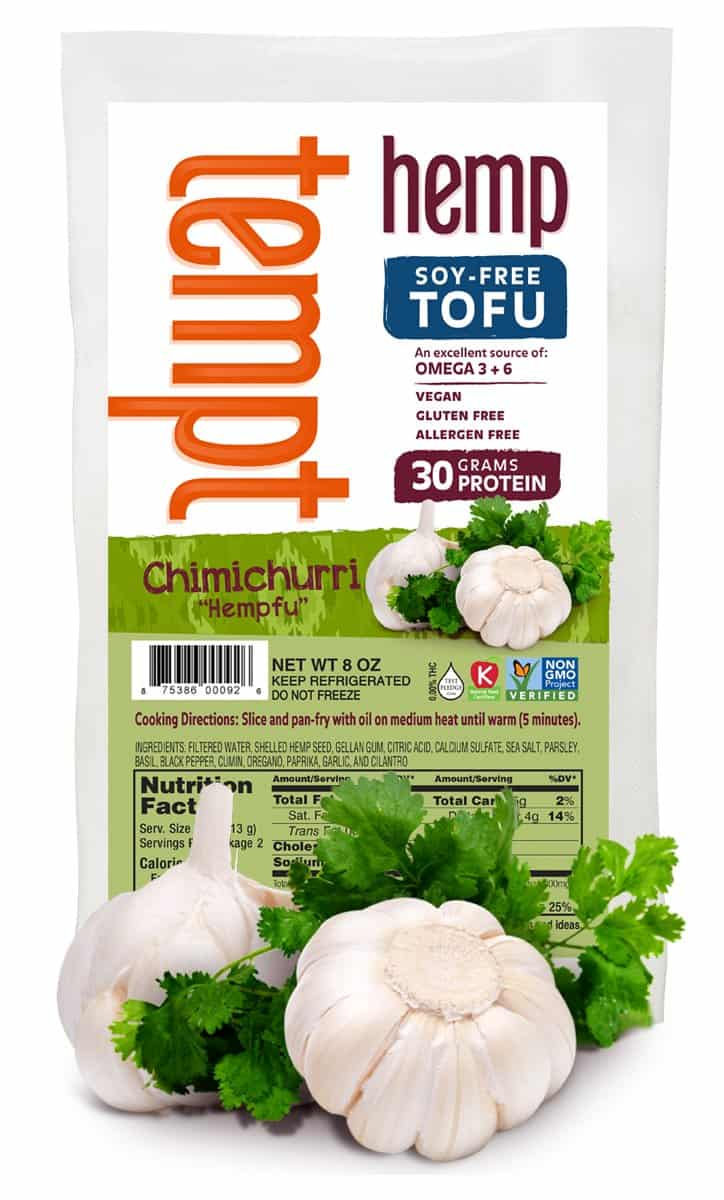 Soy Free Tofu From tempt - Review via USALoveList.com