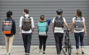 TIMBUK2 BACKPACK   ORGANIZE ON THE GO
