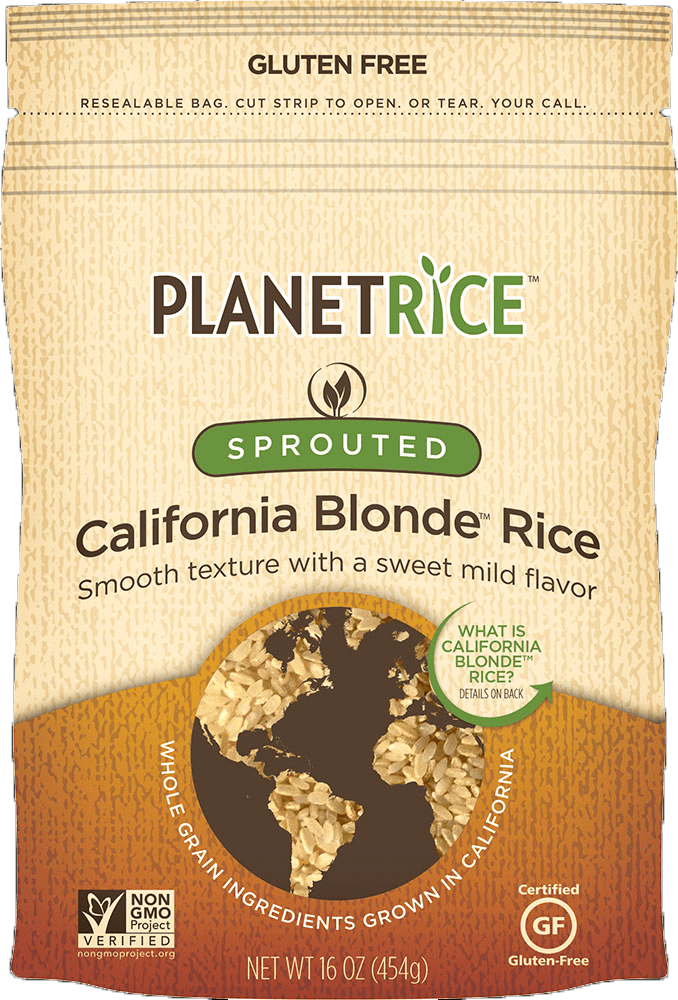 The Best, Most Flavorful Rice from Plant Rice, California Blonde - Review on USALoveList.com