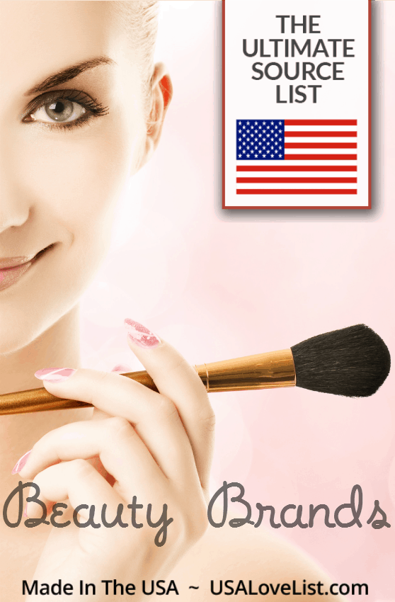 The Ultimate Source List - American Made Beauty Brands
