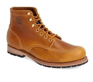 Men's Leather Boots, Made in the USA by Woolrich