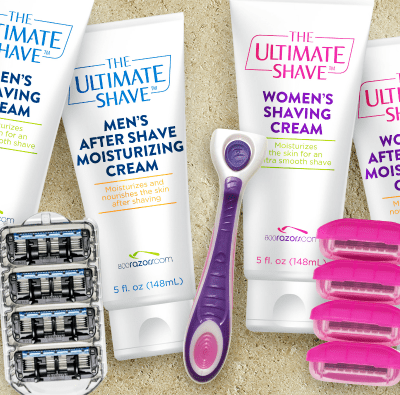 The Ultimate Shave Kit Giveaway + Review
