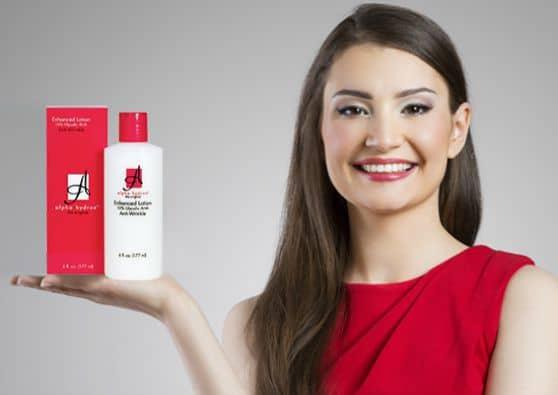 Giveaway:  Alpha Hydrox Anti Aging Skin Care Regimen