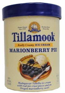 Ice Cream We Love, By Region, Including Tillamook Marionberry Pie