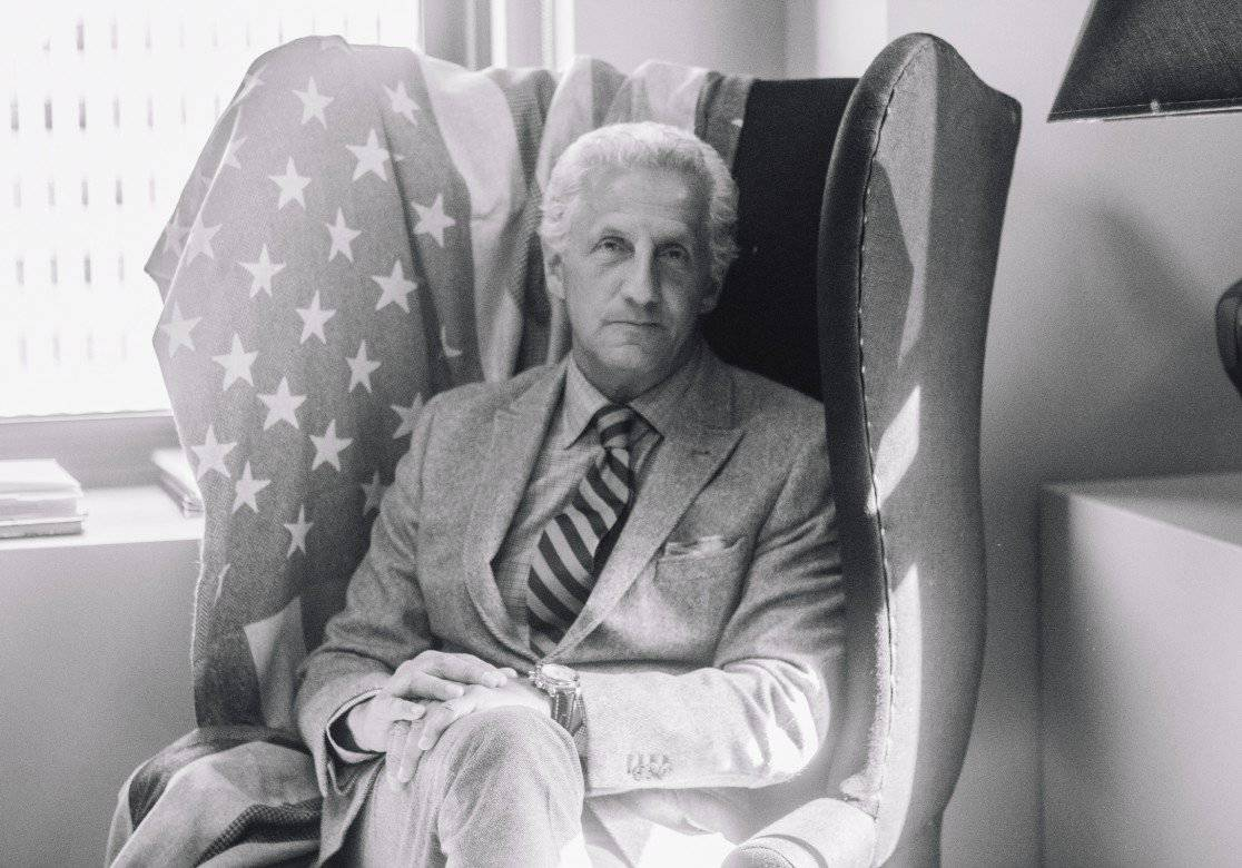 Joseph Abboud American Made Fashion For Men via USALoveList.com