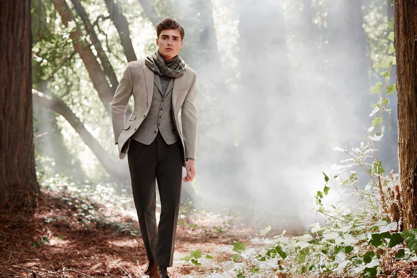 Joseph Abboud American Made Menswear Collection FW15 Collection